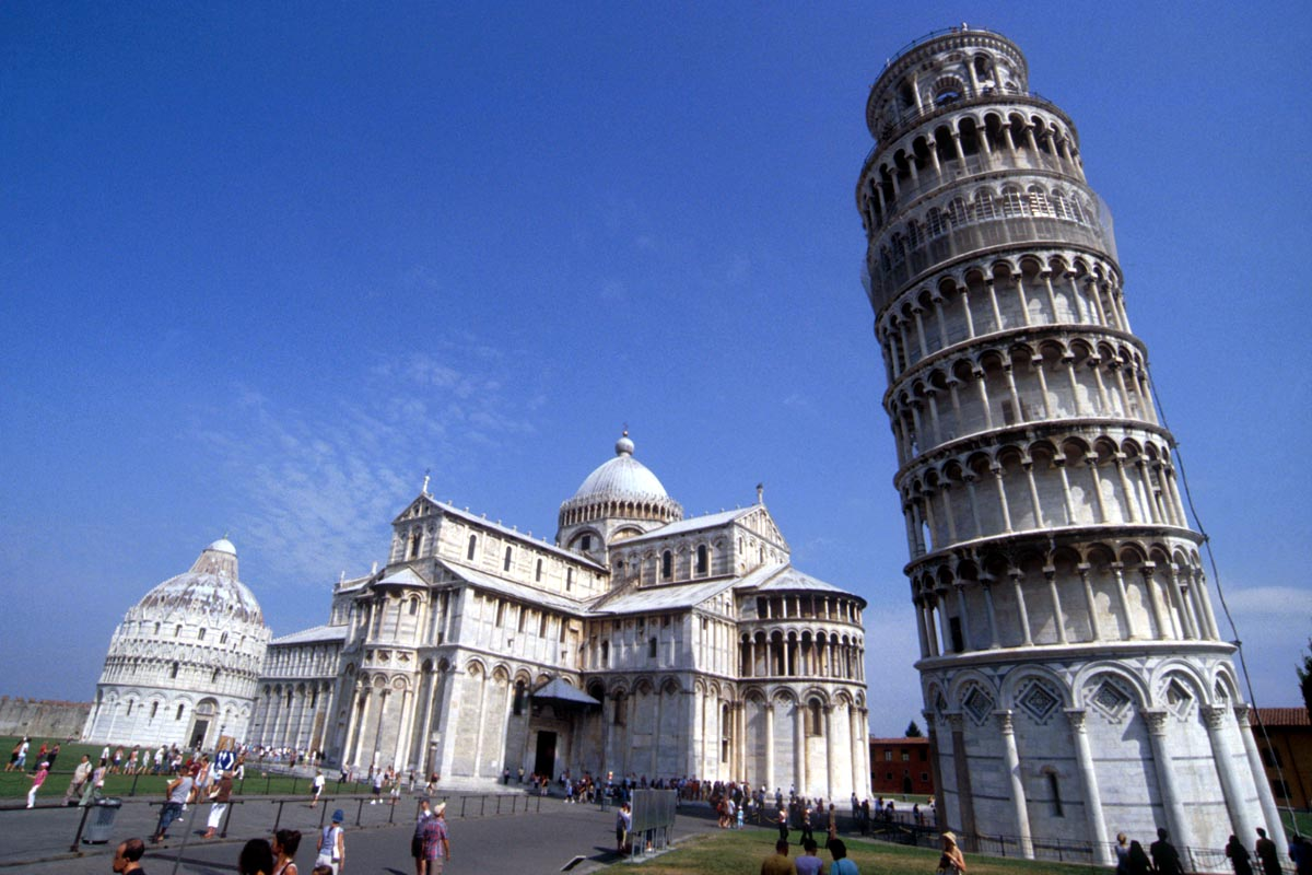 Lettura Tridimensionale a Pisa